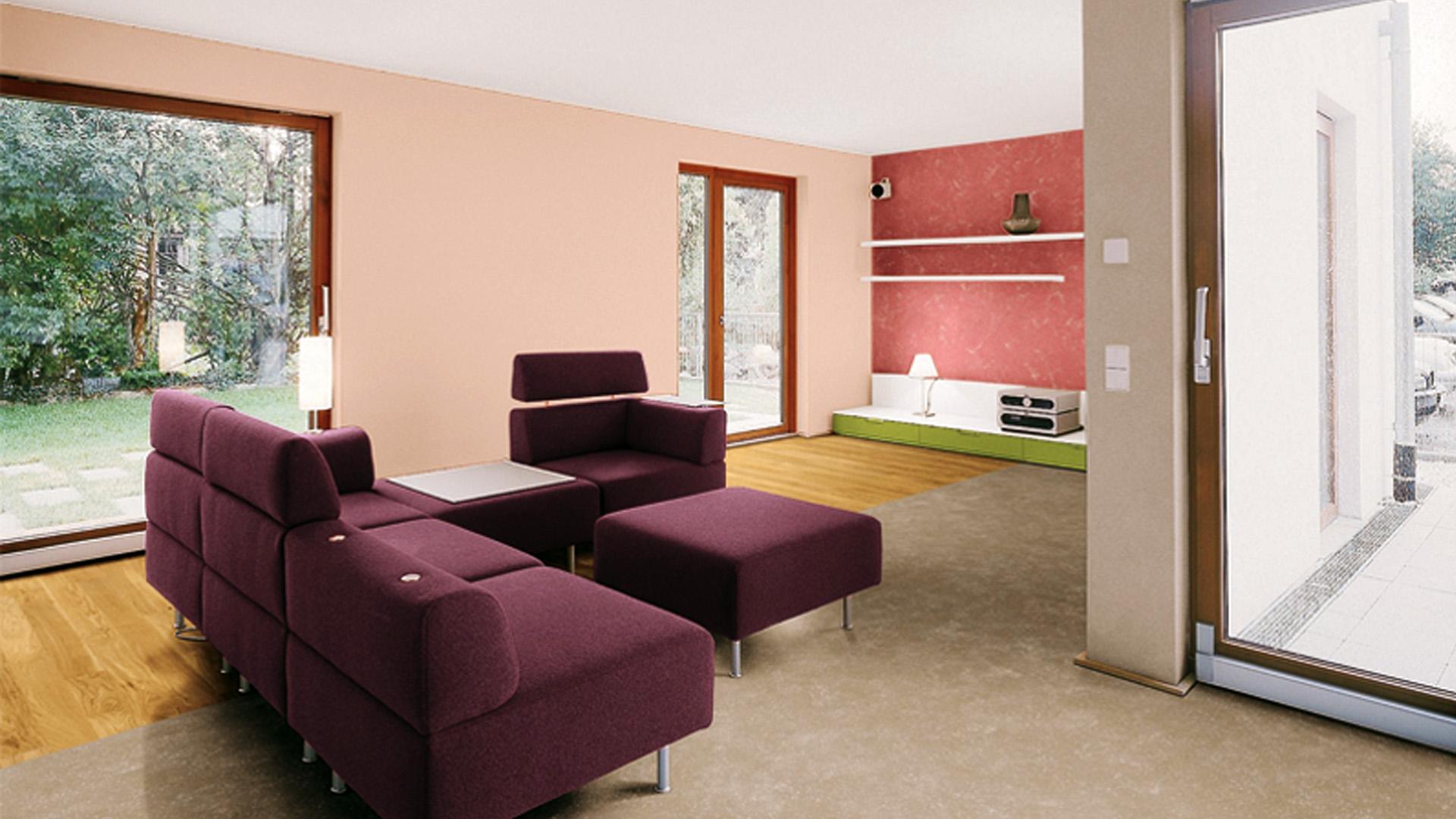 Wohnraumgestaltung - We Ge Bau Der Spezialist für Fassadensanierung ...